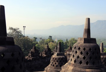 Borobudur by Car