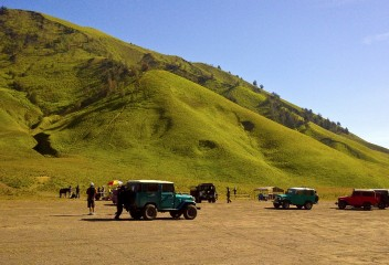 National Park Bromo Semeru Jeep Tour